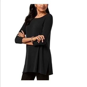 🎈Alfani scoop neck tunic XL